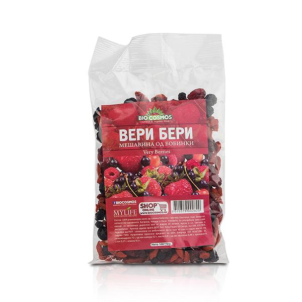 Био Космос Verry Berry Мешавина од бобинки 100гр