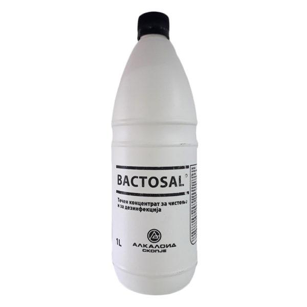 Bactosal Течен концентрат за чистење и дезинфекција 1л