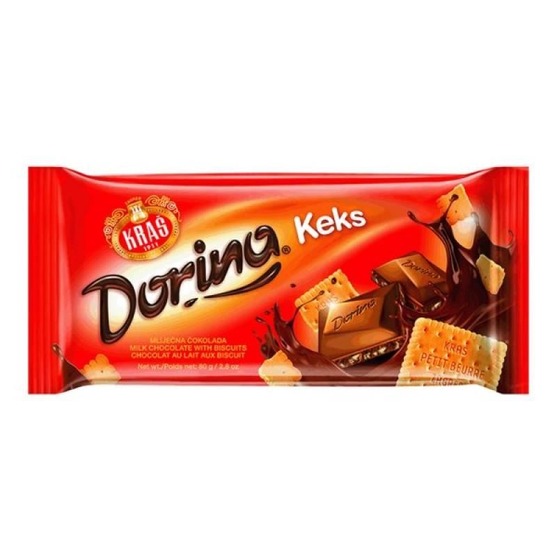 Дорина Чоколадо со кекс 80гр