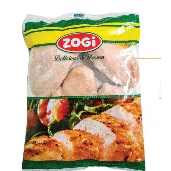 ZOGI Пилешки Стек пакован 1кг
