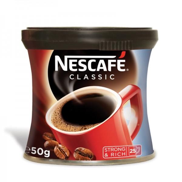 Nescafe Classic 50гр (лименка)