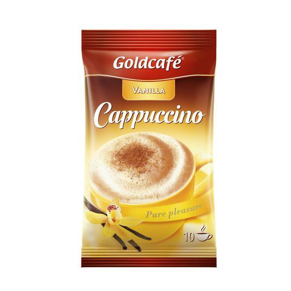 Goldcafe Капучино со вкус на ванила 100гр