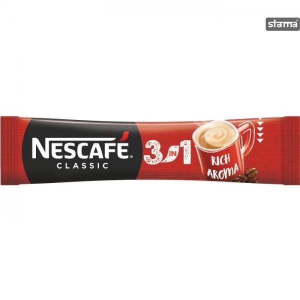Nescafe 3 in 1 Classic инстант кафе во кесичка 16.5гр