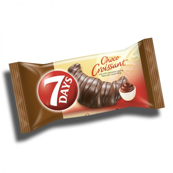 7Days Choco Croissant Кроасан со какао 60гр