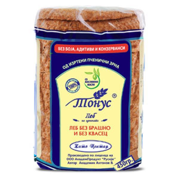 Тонус Леб без квасец 450гр