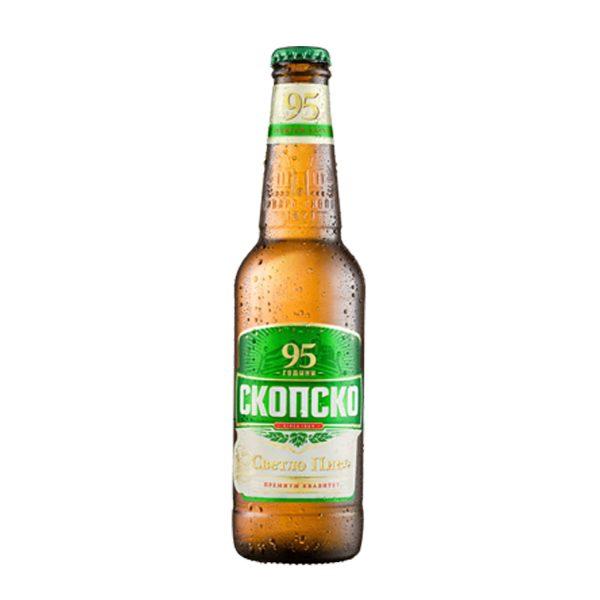 Скопско Пиво (неповратна амбалажа) 0,5л