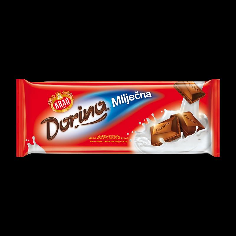 Дорина Чоколадо Млечно 250гр