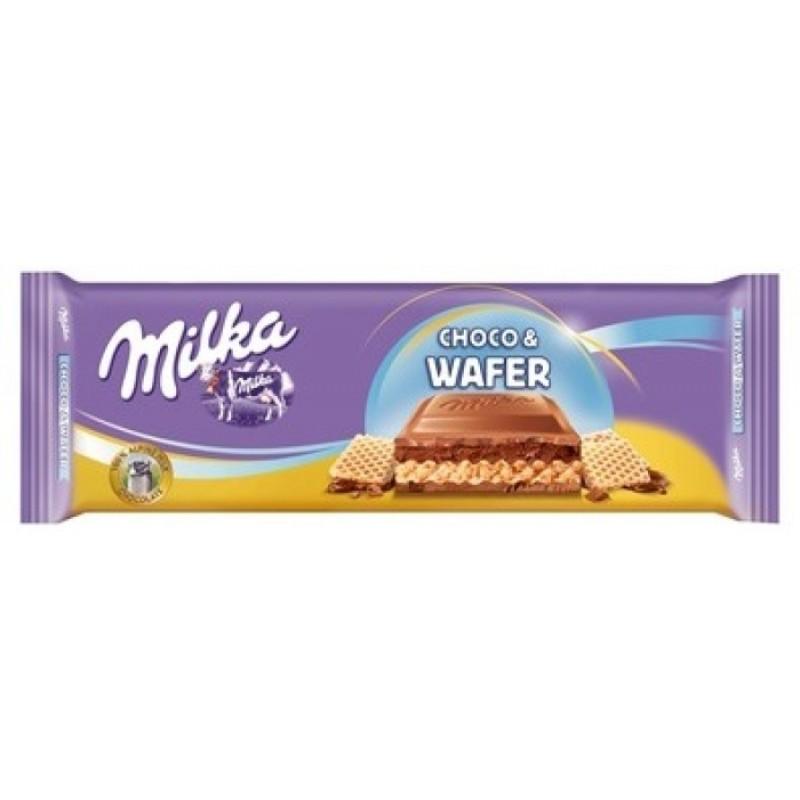 Милка Чоколадо Coco Wafer 300г
