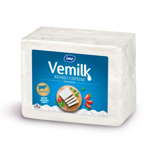 Vemilk Кравјо сирење  Парче