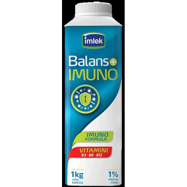 Бимилк Баланс плус IMUNO Јогурт 1кг