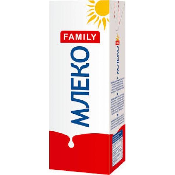 Family млеко 2.8% 1л