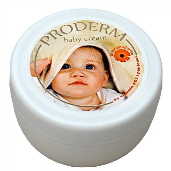 Продерм Бебешка крема 50мл