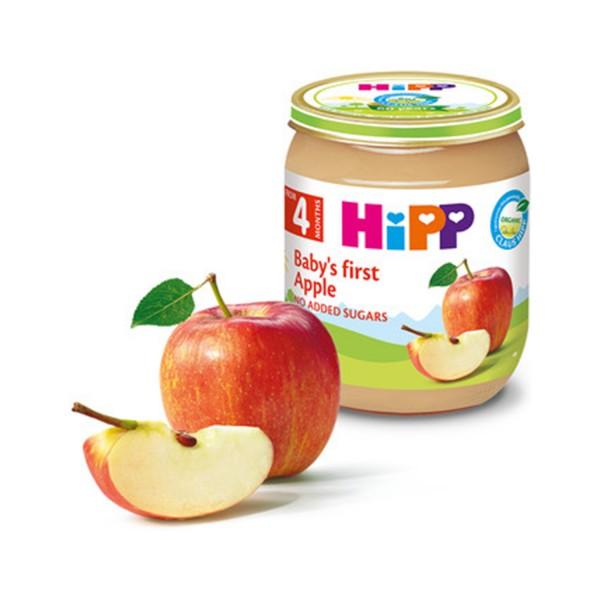 HIPP   Кашичка за бебиња со jаболка 125гр