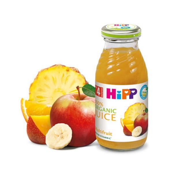 HiPP Мултивитамински сок 200мл